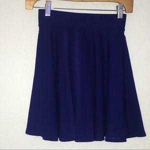 Dresses & Skirts - Royal Blue Skirt